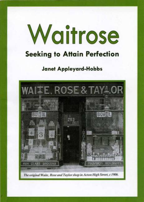 waitrose history We have farmed continuously for over 87 years at leckford estate, and as the waitrose farm we are committed to producing the very best quality food.